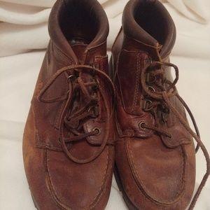 """Women's """"Chukka"""" boots"""